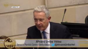 Uribe en Plenaria