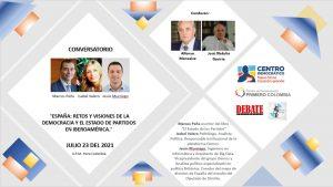 España: Retos y visiones de la democracia y el estado de partidos en Iberoamérica